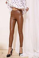 Лосины женские 164R431 цвет Коричневый