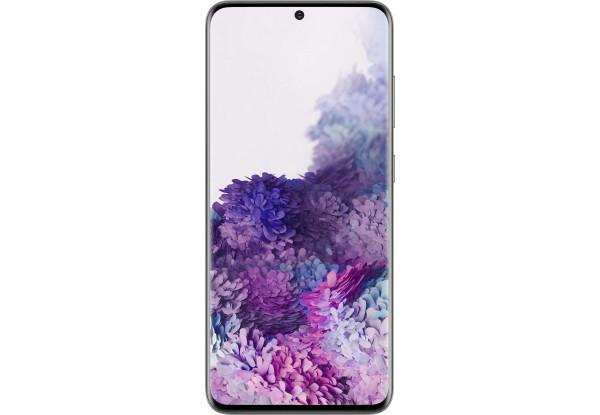 Смартфон Samsung G981U Galaxy S20 8/128GB Gray Qualcomm Snapdragon 865 4000 маг