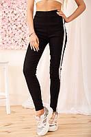 Лосины женские 129R903-6 цвет Черный