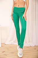 Лосины жен.172R249 цвет Зеленый