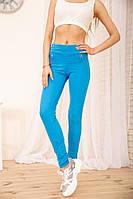 Лосины жен.172R249 цвет Голубой