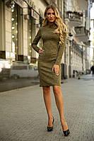 Платье 153R1082 цвет Хаки