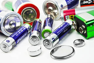 Батарейки та акумулятори