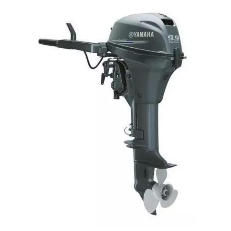 Двигун для човна Yamaha FT9.9LMHX - підвісний двигун для яхт і рибальських човнів
