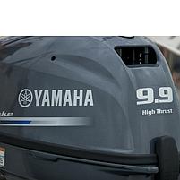 Двигун для човна Yamaha FT9.9LMHX - підвісний двигун для яхт і рибальських човнів, фото 2