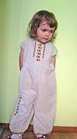 Детские комбинезоны, купить в Украине, с вышивкой