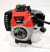 Двигатель для мотокосы в сборе Свитязь БТ-430 (без ручки газа)