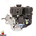 Двигун WEIMA WM170F-1050(R) NEW (для WM1050 Favorit, 1800об/м), бенз 7.0 л. с., фото 2