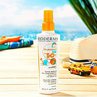 BIODERMA PHOTODERM KID SPF50+SPRAY дитячий сонцезахисний спрей Биодерма