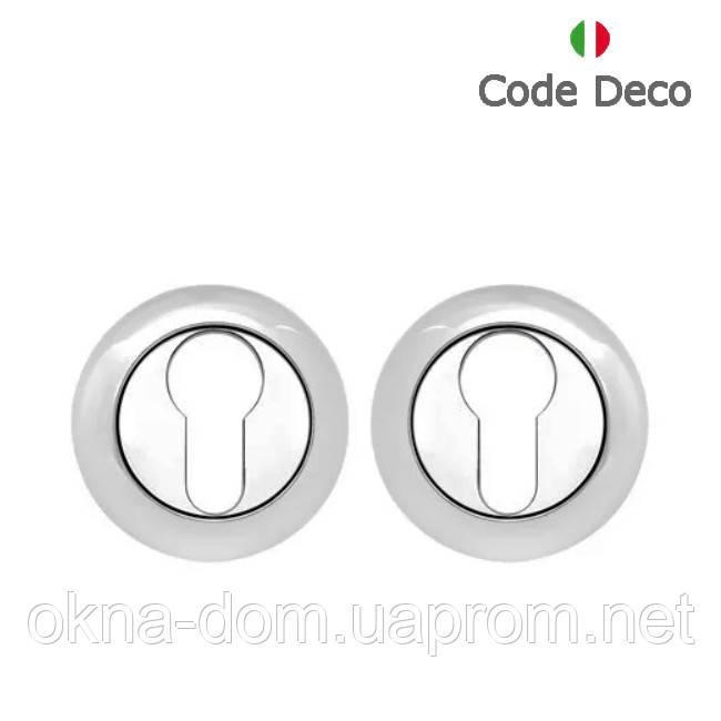 Накладка цилиндровая Code Deco DP-C-14-CR
