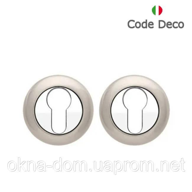 Накладка цилиндровая Code Deco DP-C-14-NIS