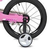 Велосипед детский WLN1650D-2N Hunter розовый, фото 5