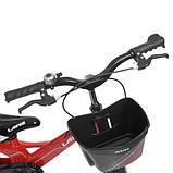 Велосипед дитячий WLN1450D-3N Hunter, червоний, фото 2