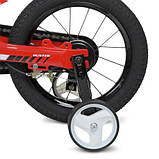 Велосипед дитячий WLN1450D-3N Hunter, червоний, фото 4