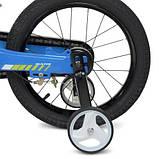 Велосипед дитячий WLN1650D-1N Hunter блакитний, фото 5