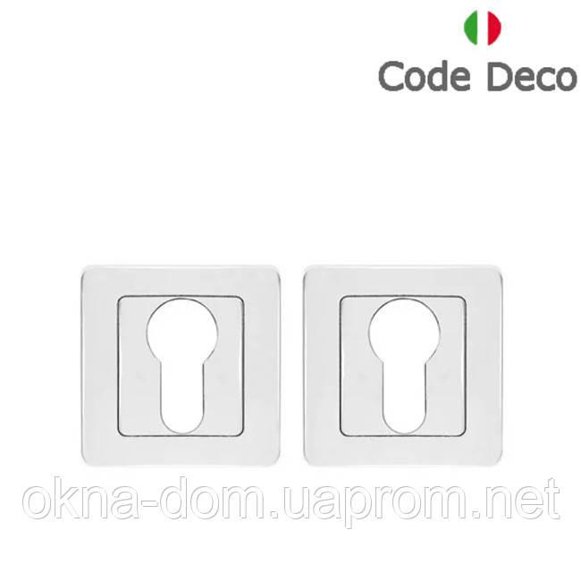 Накладка циліндрова Code Deco DP-C-22-CR