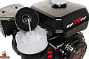 Двигатель бензиновый WEIMA WM170F-S NEW (HONDA GX210) (ШПОНКА, ВАЛ 20 ММ, 7.0 Л.С.), фото 10