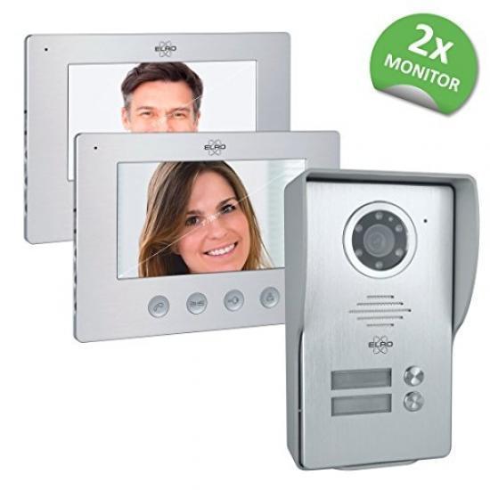 Видеодомофон ELRO 2 x 7 DV477W2