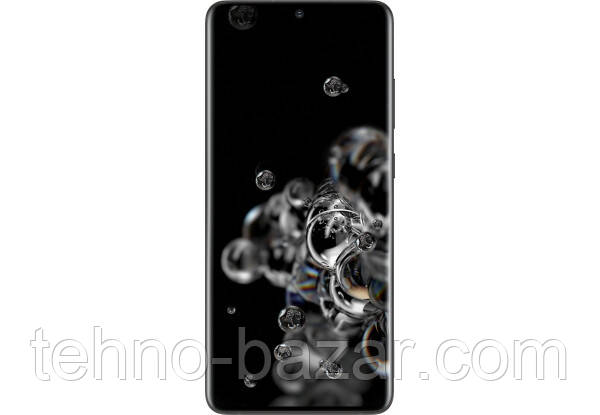 Смартфон Samsung G988U Galaxy S20 Ultra 12/256GB 5G Cosmic Black Qualcomm Snapdragon 865 5000 мАч
