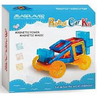 Конструктор Magplayer магнитный набор 32 эл. (MPX-32)