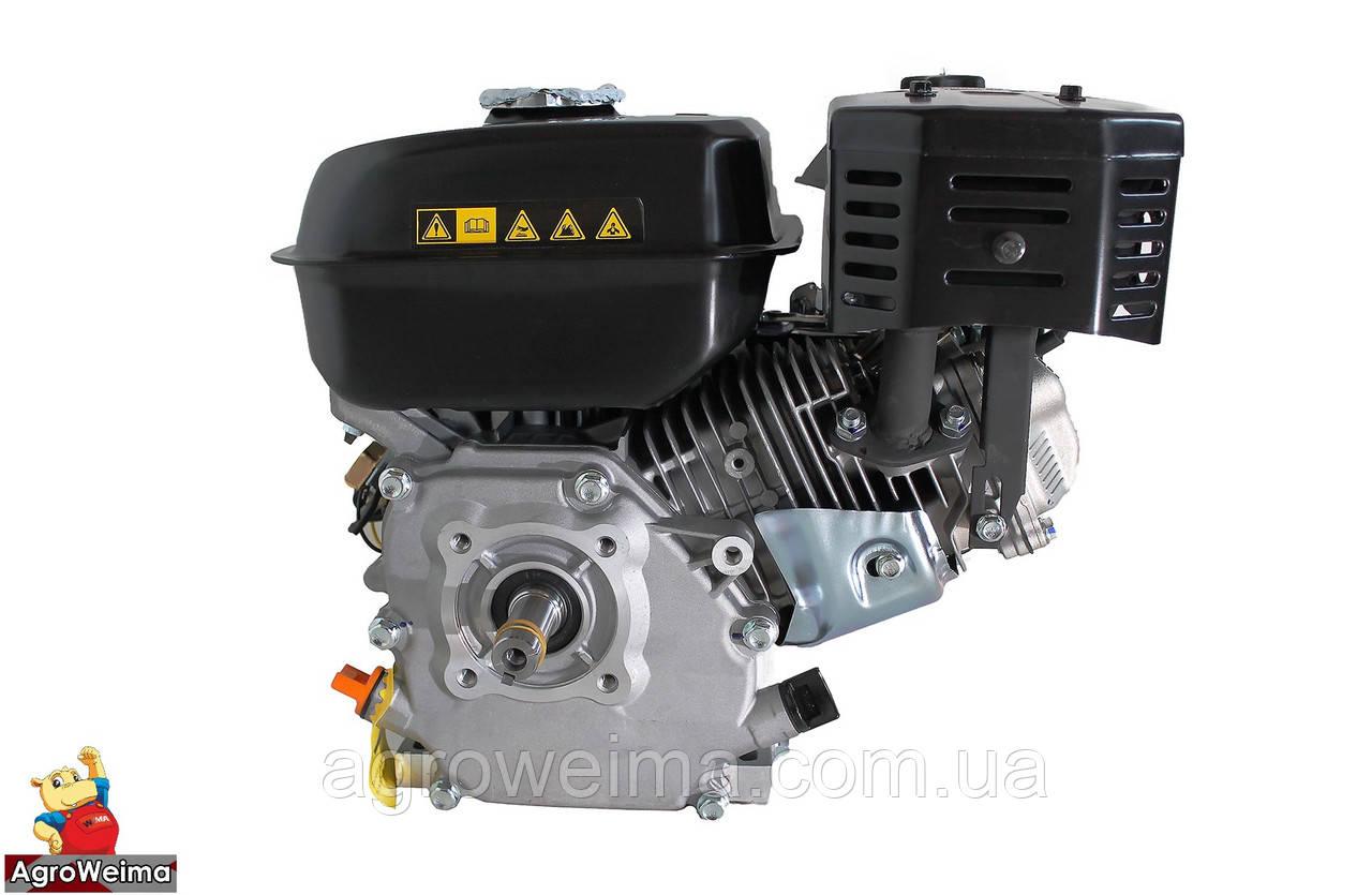 Двигун бензиновий WEIMA W230F-S, 7,5 л. с. 230сс, вал 20мм шпонка, Євро5