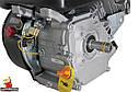 Двигун бензиновий WEIMA W230F-S, 7,5 л. с. 230сс, вал 20мм шпонка, Євро5, фото 10