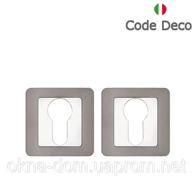 Накладка циліндрова Code Deco DP-C-22-GRF