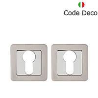 Накладка цилиндровая Code Deco DP-C-22-NIS