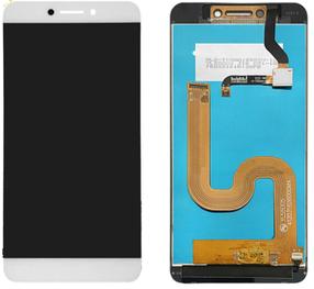 Дисплей (екран) для LeTV One X600 з сенсором (тачскріном) білий