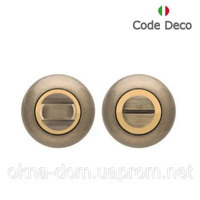 Фиксатор Санузловой Code Deco WC-1403-AB