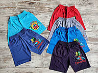 Детские шорты 5-8 лет для мальчиков Турция оптом