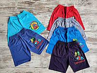 Дитячі шорти 5-8 років для хлопчиків оптом Туреччина