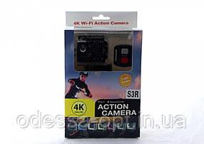 DVR SPORT Екшн камера з пультом S3R remote Wi Fi waterprof 4K