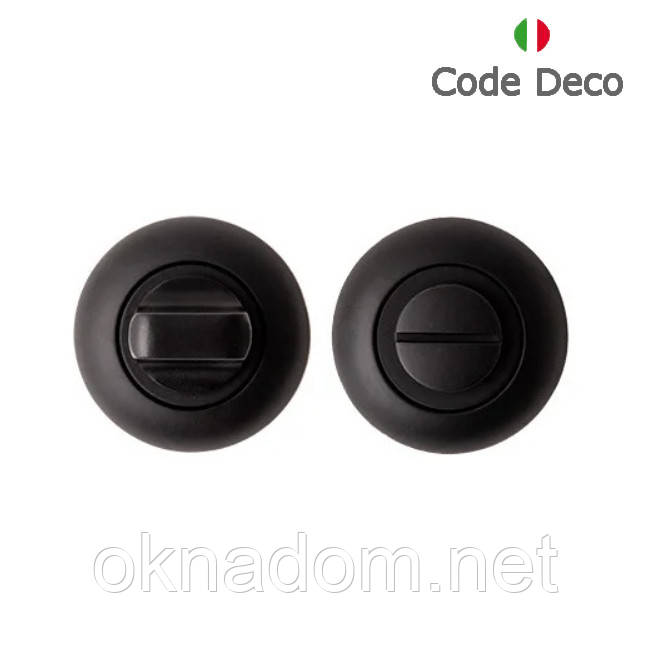 Фиксатор Санузловой Code Deco WC-1403-BLM