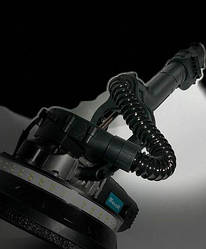 Шлифовальная машина для стен телескопическая с подсветкой и мешком Revolt DS-225-1500