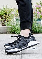 Кросівки чоловічі унісекс чорні літні Royyna 041C Ройна Бона Bona сітка Розміри 41 42 43 44 46, фото 1