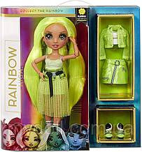 УЦЕНКА! Кукла Рейнбоу Хай Карма Никольс - Rainbow High Karma Nichols S2 572343 Оригинал