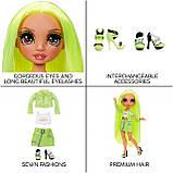 УЦІНКА! Лялька Мосту Хай Карма Никольс - Rainbow High Karma Nichols S2 572343 Оригінал, фото 5