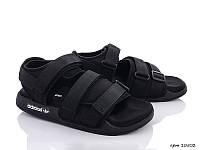 Босоножки Adidas Adilette Sandals мужские, черные, лето