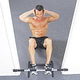 Универсальный домашний турник Iron Gym турник для дома в дверной проем домашний турник в дверной проём, фото 3