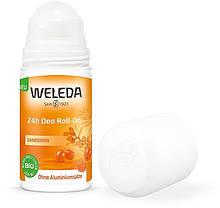 "Дезодорант шариковый ""Облепиха"" Weleda 24h Sanddorn Deodorant Roll-On"