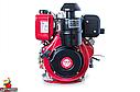 Двигатель дизельный WEIMA WM188FE (ВАЛ ПОД ШЛИЦЫ) 12 Л.С. ЭЛ.СТАРТ, фото 3