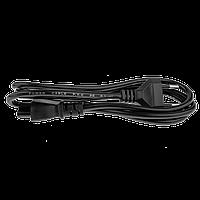 Кабель живлення для ноутбука 220V LP CEE 7/4 C5 - 1.2 м 2x0.75 мм2
