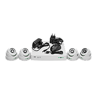 Комплект відеоспостереження GreenVision GV-K-G01/04 720Р