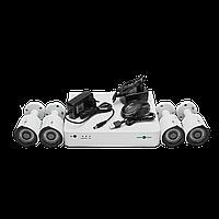 БО Комплект відеоспостереження GreenVision GV-K-S13/04 1080P