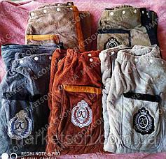 Рушник халат для сауни+рушник, фото 2
