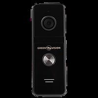 Вызывная панель AHD Green Vision  GV-003-J-PV10-120 black*
