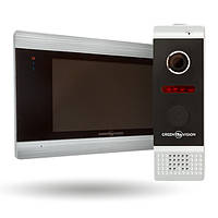 Комплект відеодомофона GV-052 + Виклична панель GV-002