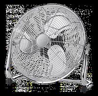 Вентилятор напольный Clatronic VL 3730 WM металлический 120вт