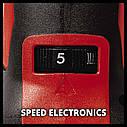 Багатофункціональний інструмент (реноватор) акумуляторний Einhell TC-MG 18Li Solo, фото 4